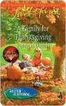 A Family for Thanksgiving (Love Inspired) - Patricia Davids