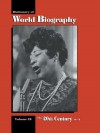 The 20th Century O-Z: Dictionary of World Biography, Volume 9 - Frank N. Magill