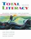 Total Literacy: Reading, Writing, and Learning (with CD-ROM and Infotrac ) [With CDROM and Infotrac] - Mary Beth Sampson, Timothy V. Rasinski, Michael Sampson