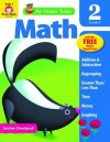 At-Home Tutor Math Grade 2 - Evan-Moor Educational Publishers