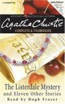 The Listerdale Mystery: And Eleven Other Stories (Audio) - Agatha Christie