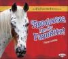 Appaloosas Are My Favorite - Elaine Landau