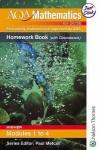 Aqa Mathematics For Gcse (Homework Book) - June Haighton, Steve Lomax, Andrew Manning, Chris Sherrington, Mark Willis, Anne Haworth, Jan Johns, Kathryn Scott, Paul Metcalf