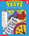 Scholastic Success With: Tests: Reading Workbook: Grade 4 - Terry Cooper