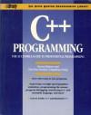 C++ Programming - Steven Holzner