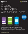 Creating Mobile Apps with Xamarin.Forms, Preview Edition - Charles Petzold