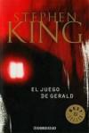 El juego de Gerald - María Vidal, Stephen King