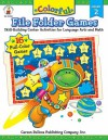 Colorful File Folder Games, Grade 2: Skill-Building Center Activities for Language Arts and Math - Lynette Pyne, Debra Olson Pressnall