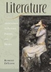 Literature: Approaches (Hardcover) with free ARIEL CD-ROM - Robert DiYanni