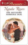 The Salvatore Marriage Deal (Harlequin Presents) - Natalie Rivers