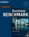 Business Benchmark: Advanced Student's Book [With CDROM] - Guy Brook-Hart