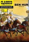 Ben Hur (with panel zoom)  - Classics Illustrated - Lew Wallace, William B. Jones Jr.