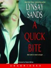 A Quick Bite - Lynsay Sands, Victoria McGee