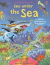 See Under the Sea (Usborne Flap Book) - Kate Davies, Colin King