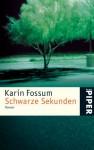 Schwarze Sekunden - Karin Fossum, Gabriele Haefs