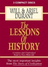 The Lessons of History - Will Durant