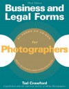 Business and Legal Forms for Photographers - Tad Crawford