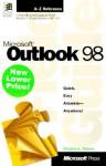Microsoft Outlook 98 Field Guide - Stephen L. Nelson, Stefan Knorr