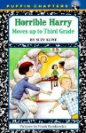 Horrible Harry Moves up to the Third Grade - Suzy Kline, Frank Remkiewicz