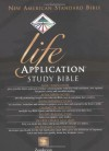 Life Application Study Bible NASB - Anonymous, Ronald A. Beers
