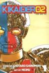 Kikaider Code 02: Volume 1 (Kikaider Code 02) - Shotaro Ishinomori, Ishinomori Shotaro