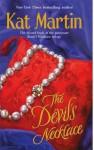 The Devil's Necklace - Kat Martin