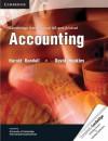 Cambridge International AS and A Level Accounting Textbook (Cambridge International Examinations) - Harold Randall, David Hopkins