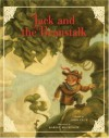 Jack and the Beanstalk (Classic Fairy Tale Collection) - John Cech, Robert MacKenzie