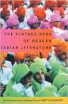 The Vintage Book of Modern Indian Literature - Amit Chaudhuri