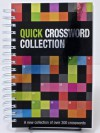 QUICK CROSSWORD COLLECTION - SERIES # 1 (Spiral Crosswords) - Parragon Books