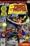Marvel Classics Comics 33 - The Prince and the Pauper - Don McGregor, The New Tribe, Mark Twain