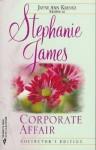 Corporate Affair - Stephanie James