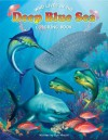 Who Lives in the Deep Blue Sea Coloring Book - Ron Hirschi