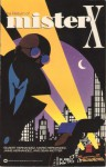 The Return of Mr. X - Dean Motter, Gilbert Hernández, Jamie Hernandez