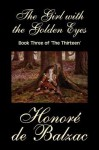 The Girl with the Golden Eyes, Book Three of 'The Thirteen' - Honoré de Balzac, Ellen Marriage