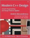 Modern C++ Design: Generic Programming and Design Patterns Applied - Andrei Alexandrescu, Andrei Alexander