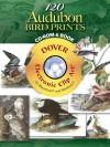 120 Audubon Bird Prints CD-ROM and Book - John James Audubon