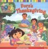 Dora's Thanksgiving (Dora the Explorer) - Sarah Willson, Robert Roper