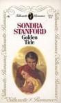 Golden Tide (Silhouette Romance, #6) - Sondra Stanford