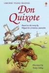 Don Quixote - Mary Sebag-Montefiore, Andy (Illu) Catling
