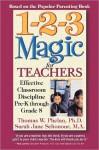 1-2-3 Magic for Teachers - Thomas W. Phelan
