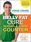 The Belly Fat Cure Sugar & Carb Counter - Jorge Cruise