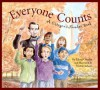 Everyone Counts:: A Citizens' Number Book (America by the Numbers) - Elissa Grodin, Victor Juhasz