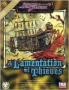 A Lamentation of Thieves - Lance Hawvermale, Sword & Sorcery