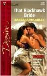 That Blackhawk Bride - Barbara McCauley