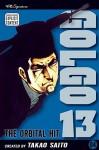 Golgo 13, Vol. 4: The Orbital Hit (Golgo 13) - Takao Saito