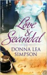 Love and Scandal - Donna Lea Simpson