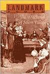 The Witchcraft Of Salem Village (Landmark Books) - Shirley Jackson