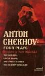 Four Plays (Mermaid Dramabook Series) - Anton Chekhov, David Magarshack