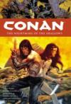 Conan, Vol. 15: The Nightmare of the Shallows - Brian Wood, Andrea Mutti, Davide Gianfelice, Mirko Colak, Pierluigi Baldassini, Dave Stewart, Massimo Carnevale
